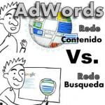 Campañas AdWords en la Red de Busqueda y Red de Contenido