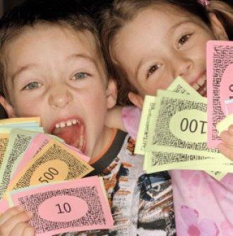 El efecto del dinero en las personas