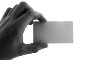 Como hacer que tus tarjetas de presentación realmente trabajen para ti